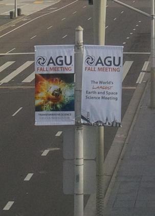 AGU Banners